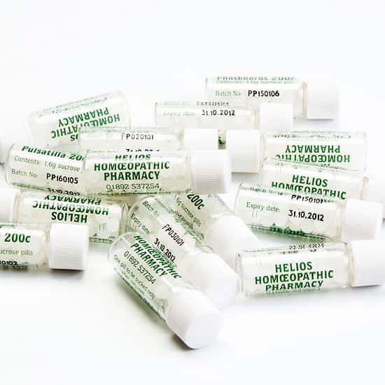 Homeopatia i naturopatia